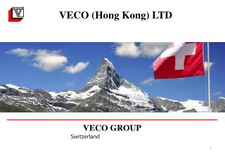 VECO (Hong Kong) LTD