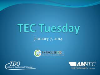 TEC Tuesday