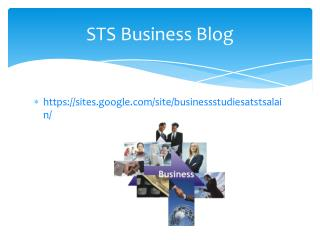 STS Business Blog