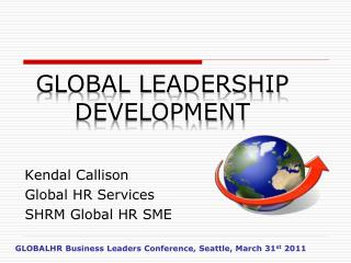 Global Leadership Development