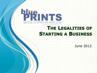 The Legalities of Starting a Business