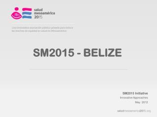 SM2015 - BELIZE