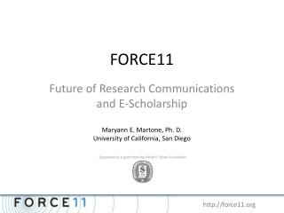 FORCE11