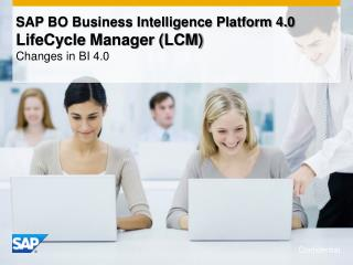 SAP BO Business Intelligence Platform 4.0  LifeCycle  Manager (LCM) Changes in BI 4.0