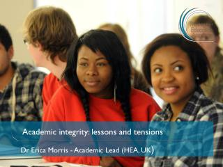 Academic integrity: lessons and tensions