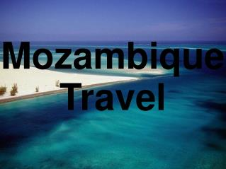 Car Rental Mozambique, Mozambique Car Hire - South Africa Tr