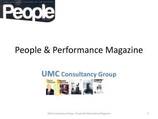 People & Performance Magazine