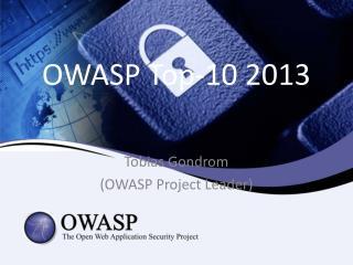 OWASP  Top-10  2013