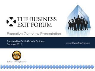Executive Overview Presentation
