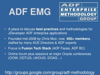 ADF EMG