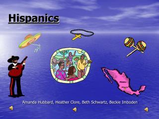 Hispanics Amanda Hubbard