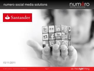 numero social media solutions