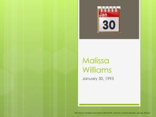 Malissa Williams