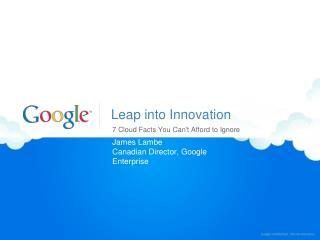 Leap into Innovation