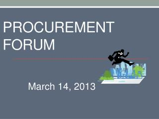 Procurement  Forum