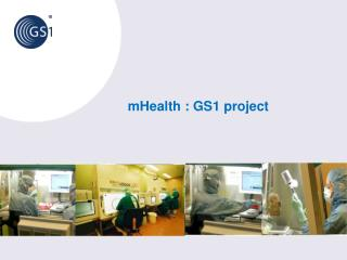 mHealth : GS1  project