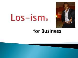Los-ism s