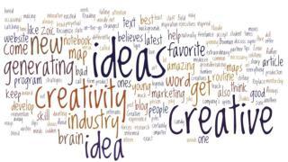 What is a  creative idea?
