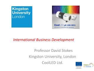International Business Development