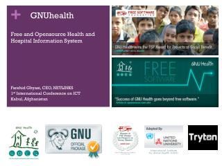 GNUhealth Free  and Opensource Health and Hospital Information  System