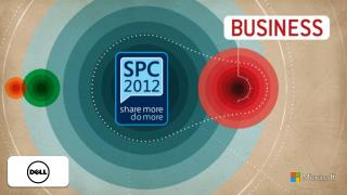 Creating a Unified View of Business Critical Information  with SharePoint and Search