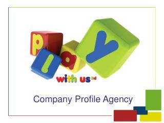 Company Profile Agency