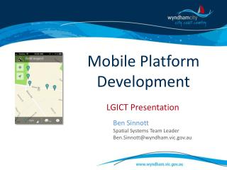 Mobile Platform Development