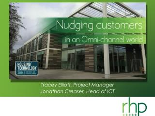 Nudging customers in an Omni-channel world