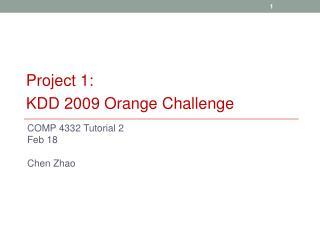 COMP 4332 Tutorial 2 Feb 18 Chen Zhao
