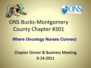 ONS Bucks-Montgomery County Chapter #301
