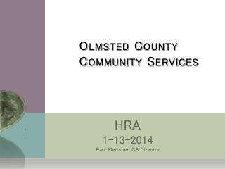 Olmsted County Community Services