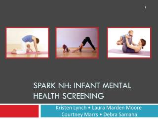 Spark NH:  Infant mental health screening