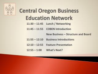 Central Oregon Business Education Network