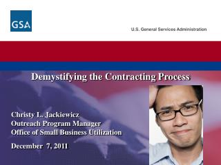 Demystifying the Contracting Process