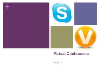 Virtual Conferences
