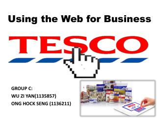 Using the Web for Business
