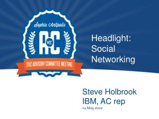 Headlight: Social Networking