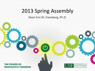 2013 Spring Assembly