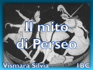 Il mito  di Perseo
