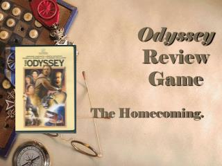 Odyssey   Review Game
