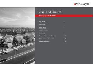VinaLand Limited