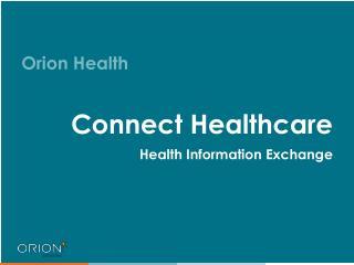 Orion Health
