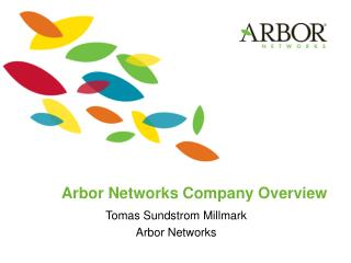 Arbor Networks Company Overview