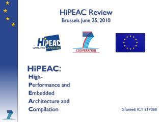 HiPEAC :