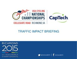 Traffic impact Briefing