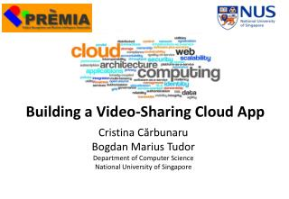 Building a Video-Sharing Cloud App