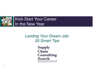 Kick-Start Your Career  In the New Year