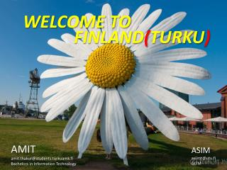 FINLAND ( TURKU )