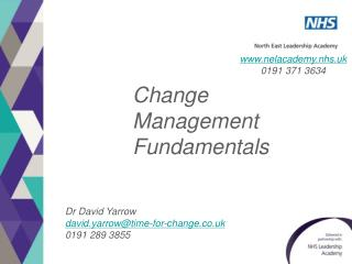 www.nelacademy.nhs.uk 0191 371 3634