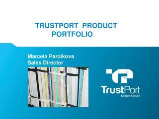 TrustPort  Product  porTfolio